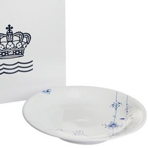 ロイヤルコペンハーゲン ブルーパルメッテ  デザートプレート20cm ケーキ皿 2-500-620|therichcojp