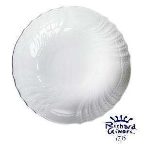 ベッキオホワイト 盛り皿21cm  リチャードジノリ 0146 デザート・オードブル 陶磁器製 |therichcojp