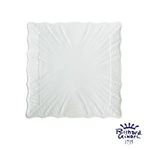 ベッキオホワイト スクエアプレート15cm  リチャードジノリ 角皿 陶磁器製 |therichcojp