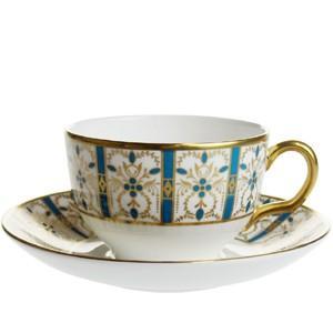 ティーコーヒー兼用カップ&ソーサー リー 200ml  ウェッジウッド  バシリカ|therichcojp