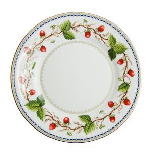 プレート20cm ケーキ デザート皿  ウェッジウッド ワイルドストロベリーアーカイブ |therichcojp