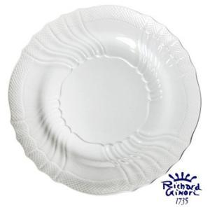ベッキオホワイト ラウンドプレート33cm リチャードジノリ ラウンドプラター 大皿 0350 陶磁器製|therichcojp