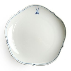 マイセン  ケーキ皿 18cmプレート  VIP マイセン双...