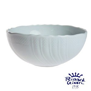 ベッキオホワイト ヌードルボウル 盛り鉢17cm リチャードジノリ 丼もの・麺類 陶磁器製|therichcojp