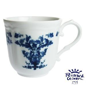 ジノリ  マグカップ  バベル ブルー 青  400ml リチャードジノリ 陶磁器製|therichcojp