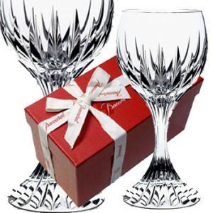 バカラ ワイングラス マッセナ 容量200ml  高さ16.2cm  1344103  バカラギフト箱入 クリスタルガラス製|therichcojp