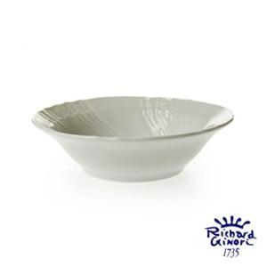 ベッキオホワイト フルーツソーサー リチャードジノリ 小鉢・サラダ15cm 陶磁器製|therichcojp