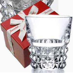 バカラ ロックグラス ルクソール タンブラー オールドファッション クリスタルガラス製|therichcojp