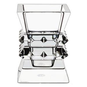 バカラ 花瓶 花器 クリスタルガラス製 Baccarat  コロンビーヌ フラワーベース 高さ9.5cm 2100928|therichcojp