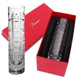 バカラ 花瓶 花器 クリスタルガラス製 Baccarat  エキノックス フラワーベース 高さ20cm 2102661 therichcojp