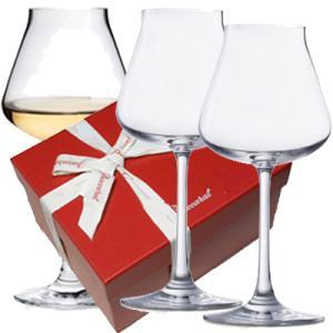 バカラ ワイングラスペアセット シャトーバカラ  2脚セット 容量380ml  高さ20.5cm 2611150  ペアギフト赤箱入  クリスタルガラス製 therichcojp