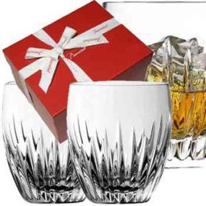 バカラ  ロックグラスペアセット  マッセナ タンブラー2個 2810592  クリスタルガラス製  バカラ赤箱入|therichcojp