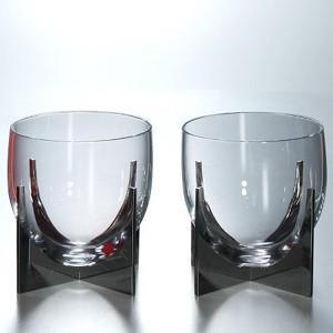 バカラ タンブラーペアセット ロックグラス パレゾン 2812380  H7.3cm  バカラギフト箱入 クリスタルガラス製 therichcojp