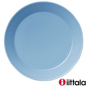 イッタラ  ティーマ  プレート26cm  ライトブルー ディナー・メイン皿 365787
