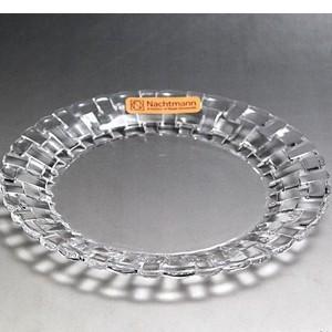 ナハトマン Nachtmann ボサノバ 78681 BBプレート 15cm クリスタルガラス製|therichcojp