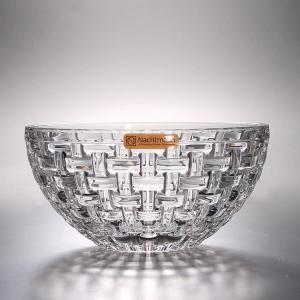 ナハトマン Nachtmann ボサノバ 102254 ボウル 18cm 1個 クリスタルガラス製 箱無し|therichcojp
