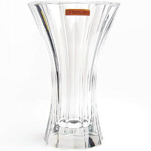 ナハトマン  クリスタルフラワーベース 花瓶 サファイア 高さ24cm 80501 80/59 Nachtmannクリスタルガラス製|therichcojp