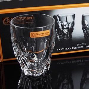 ナハトマン  ウイスキー ロックグラス  タンブラー4個セット 300ml スフィア 874353 Nachtmann|therichcojp