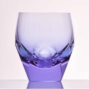 タンブラーグラス  ロックグラス  カリクリスタルガラス製  BAR オールド アレキサンドライト 容量170ml  BAR-020AL  モーゼル|therichcojp