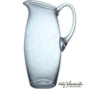 ジャグ カラフェ 水差し ボヘミアンドリーム 1000ml  KA811-1LJ  ボヘミアクリスタルガラス製|therichcojp
