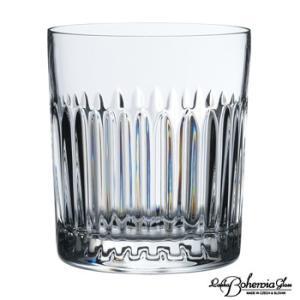 ウイスキー水割りロックグラス ボヘミアカリクリスタルガラス  オールドファッション プラネット ハウメア|therichcojp