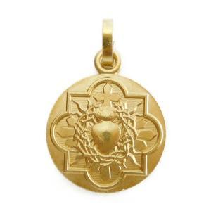 サクレクール寺院 聖心 茨の冠 ゴールド メダイ パリ 直買い付け品