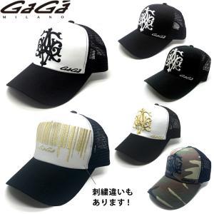 ガガミラノ GaGa MILANO キャップ CAP 帽子 ...