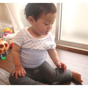 日本製ベビー服 腹巻き はらまき 風邪予防 2枚組 新生児 出産祝い 出産準備 1721026 メール便|think-b