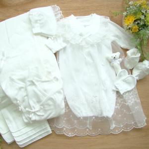 日本製ベビー服 出産祝いベビーギフト セレモニー 出産祝い 17点セット 4028020-1 think-b