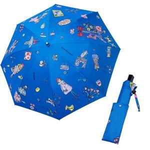 レディース 晴雨兼用傘 折りたたみ傘 ジョルジュサンク シンクビー カサノヴァ 公式 母の日 ギフト...