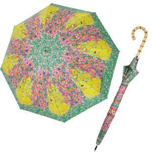 レディース 晴雨兼用傘 長傘 クリムト1913 シンクビー カサノヴァ 公式 母の日 ギフト 完全遮...