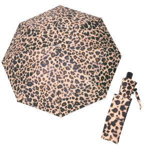 レディース 晴雨兼用傘 折りたたみ傘 レオパード シンクビー カサノヴァ 公式 母の日 ギフト 完全...
