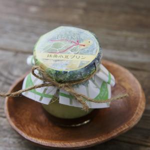 抹茶小豆プリン thinrah-webstore