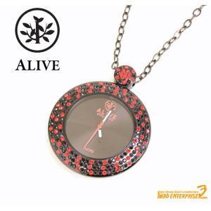 ■商品説明 ALIVE ATHLETICS  ネックレス 時計  大御所ヒップホップ・グループ、PU...