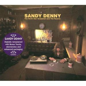 SANDY DENNY/The North Star Grassman& The Ravens (1971/1st) (サンディ・デニー/UK)