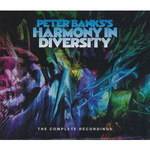 PETER BANKS'S HARMONY IN DIVERSITY/The Complete Recordings(6CD) (2004-09/Comp.) (ピーター・バンクスズ・ハーモニー〜/UK)|thirdear
