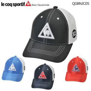 検索用: ルコックゴルフ ゴルフ メンズウエア メンズウェア cap 無地 ロゴ スポーツ 帽子 ア...