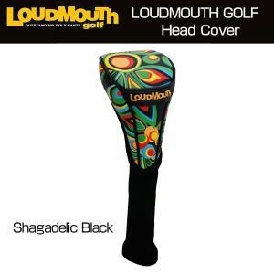 ラウドマウス Loudmouth ゴルフ ヘッドカバー フェ...