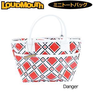 日本規格 ラウドマウス 2019 ミニトートバッグ Danger デンジャー LM-RP0006/7...