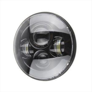バイク Harley JEEP 用 最新型 7インチ 爆光 40W Hi/Lo LED ヘッドライト ハーレー オートバイ ジープ 1個