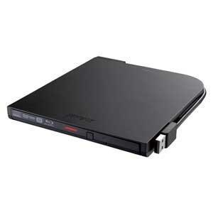 BRXL-PT6U2V-BKC BUFFALOバッファロー BDXL対応 USB2.0用 ポータブルブルーレイドライブ  [BRXLPT6U2V] three-1