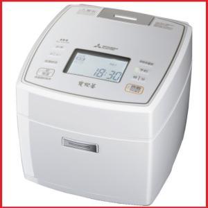三菱電機  NJ-VX108-W IHジャー炊飯器 備長炭 ...