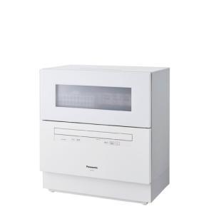 食器洗い乾燥機 パナソニック Panasonic NP-TH3-W