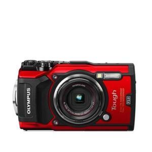 送料無料地域あり/STYLUS TG-5 RED(レッド)Tough オリンパスデジタルカメラ[TG...