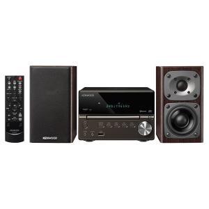今だけ代引手数料無料 XK-330-B[ブラック]ケンウッドCompact Hi-Fi System[XK330]コンポ three-1