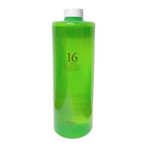 【ハホニコ ジュウロクユ 16油】 16種類のオイルが、髪を驚くような感触に仕上げます。 外部刺激か...