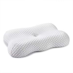 Sateoba 新世代人間工学 安眠枕 低反発枕 安眠 人気 頚椎サポート 横向き寝 頚椎安定 呼吸...