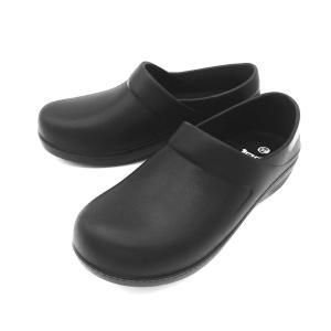 [キンタリ] ワークマン コックシューズ サボ 飲食店用 厨房 作業靴 シューズ サンダル ワークシューズ 調理員用 ゴム靴 水場 作業用 靴 メンズ|three-pieces