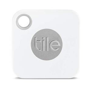Tile Mate(電池交換版) 探し物/スマホが見つかる 紛失防止 日米シェアNo.1 スマートス...