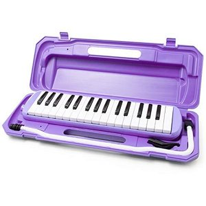 鍵盤ハーモニカ ラベンダー